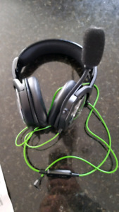 After glow ag6 headset.