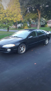 2004 Chrysler Intrepid Sedan