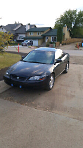 2000 Honda Accord Ex Coupe V6