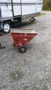 Heavy Dutty Aluminum Yard Cart