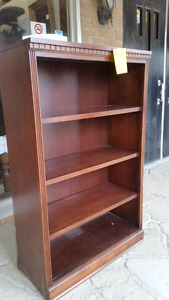 bookcase 30 each