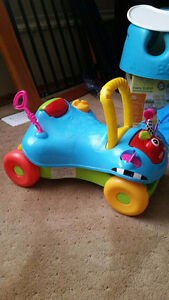 Ride on Sit and stand toddler or baby toy Regina Regina Area image 1