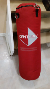 70lb Century heavy bag with chains