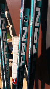 Titan hockey sticks