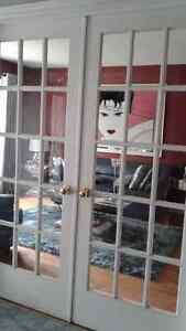 3 French Doors for Sale Cambridge Kitchener Area image 2