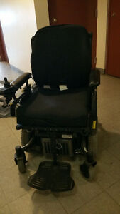 New Electric Lift Wheel Chair Mid-wheel Quickie ® Experience