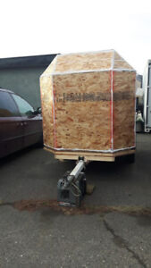 >>>Converted Boat Trailer To Cargo Trailer<<<