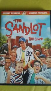 Movie The Sandlot - DVD