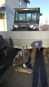 2009 Triton XT 12 X 8 Trailer Only for Sale