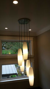 New elegant Chandeliers
