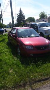 Mazda protégé es auto 2002