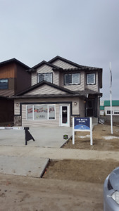 BRAND NEW 2100sq ft 4 bedroom in Beaumont - $445K GST incl.!!!!