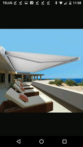 Patio Awning 24 ft