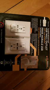 Usb charger wall plugs