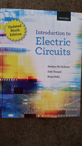 Fanshawe Textbook - Electric Circuits