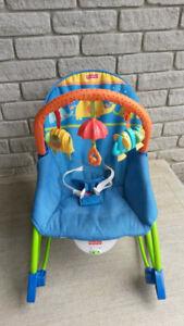Fisher Price baby rocker, seat