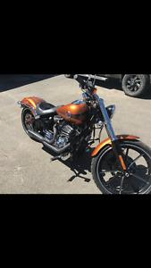 2014 Harley Breakout
