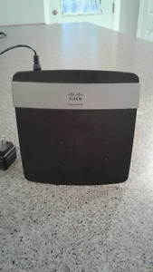 Router Wireless Cisco Linksys E2500