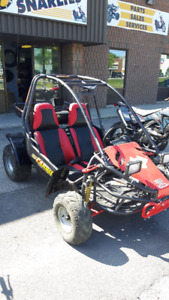 Go-Cart, Dune Buggy, Side by Side