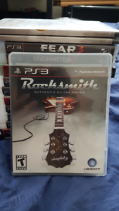 Rocksmith PS3 (with cables)