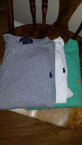RALPH LAUREN  Polo T-shirts!