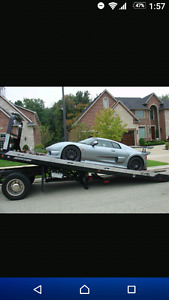 Towing and scrap car removal