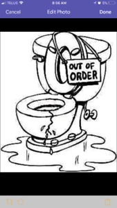 Plumber Ahmad: Clogged Toilet/Sink/MainDrain?Call (647)548-8040