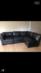 Sectional couch for sale!!