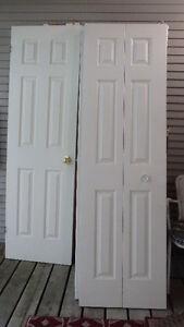 DOORS & BIFOLDS FOR SALE