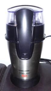 Black and decker smart grind coffee grinder