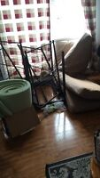 Perfect condition futon 1 year old