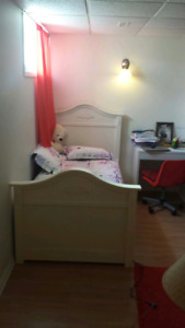 Basement suit in meadows females only
