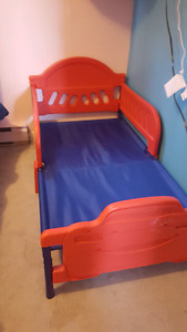 Toddler Bed! Like New