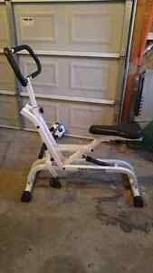 Up Right Rower