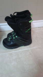 Snowboard Boots Firefly Size 6