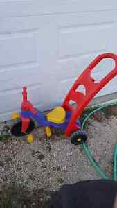 Fisher Price Rock Ride 'n Roll tricycle