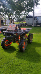 Monster polaris sportsman
