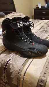 Motorcycle boots Peterborough Peterborough Area image 1