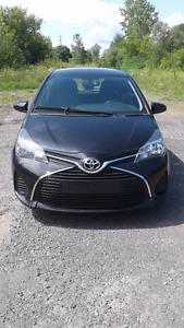 Toyota Yaris 2015 ***READ DESCRIPTION/ LISEZ LA DESCRIPTION***