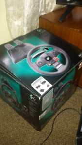 Driving force GT PlayStation 3 PS3 Logitech