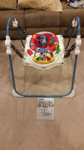 Fisher Price Adorable Animals Jumperoo