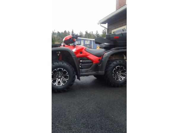 Used 2014 Honda 500 Honda Rubicon
