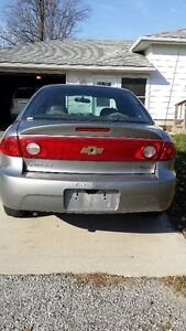 2004 Chevrolet Cavalier Sedan as is. Sarnia Sarnia Area image 2