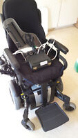 Like New - TDX SP Electric Wheelchair