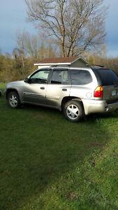 2002 GMC Envoy SUV, Crossover