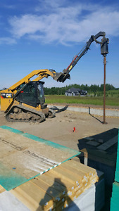 Helical Screw and Drilled Piles