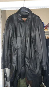 Men's 3XT Danier Leather jacket