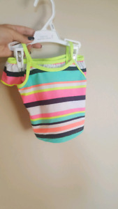 swimsuit for baby 12 months worn once