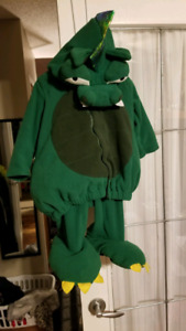 green dragon costume old navy 2t $15
