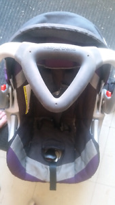 Infant car seat with 2 bases - $40 obo